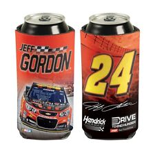 Jeff Gordon 2015 Wincraft #24 Drive to End Hunger 16oz Can Coolie Free Ship!