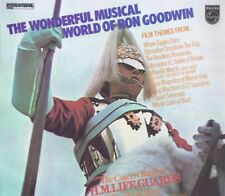 Band of the Life Guards - Music of Ron Goodwin - LP release by Philips 6382 098