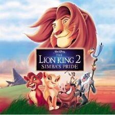 OST/DISNEY'S THE LION KING 2 SIMBAS PRIDE  CD 8 TRACKS SOUNDTRACK NEU