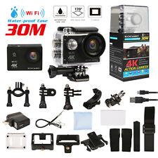 🔥Go As Pro 4K Ultra HD DV 16MP 1080p Sport Action Camera+Full Accessory Bundle