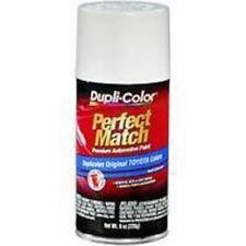 Duplicolor Bty1556 Perfect Match Auto Paint Toyota Super White Ii 8 Oz Aerosol