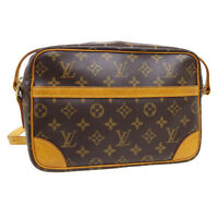 LOUIS VUITTON TROCADERO 27 SHOULDER BAG MB0096 PURSE MONOGRAM VTG M51274 34596