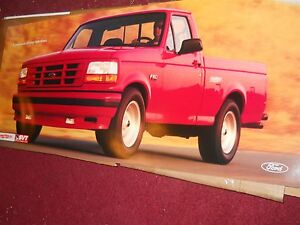 Repair Manuals Literature For 1993 Ford F 150 For Sale Ebay