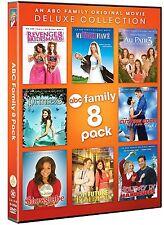 ABC Family (Revenge of the Bridesmaids / My Fake Fiance / Au Pair 3 / The Cuttin