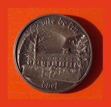 "Medaglia  Medal  Friuli Vile Fin  "" Patrie Dal Friul """