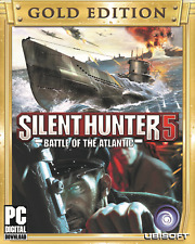 Silent Hunter 5 Battle of the Atlantic OR EDIT PC seulement Uplay Key Download Code