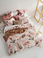 Linen House Holidae Quilt Cover Set | Queen King Super King Size