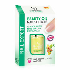 Golden Rose Nail Expert Beauty Oil for Nails Cuticles Vitamin E & Botanical Oils