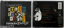 RENATO ZERO SULLE TRACCE DELL'IMPERFETTO CD 1995