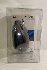 Adesso iMouse E1 Vertical Ergonomic Illuminated Mouse (Right Handed)