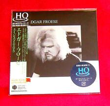 Edgar Froese Ages 1979/2005 HIGH QUALITY HQCD MINI LP CD JAPAN IECP-10187