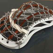 Lacrosse Head with Custom Traditional  Iriquois series