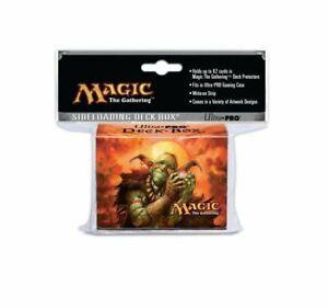 Ultra Pro - Squee, Goblin Nabob / Gaea's Herald 10th Edition - Deck Box - MTG