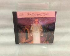 LDS MORMON/Banda Sonora de video del Nuevo Testamento-Totalmente Nuevo-Cd