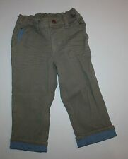 New Gymboree Chambray Cuff Pant Size 18-24m NWT Denim and Tees Boys Pants