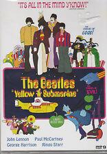 YELLOW SUBMARINE - THE BEATLES  / George Dunning, Paul McCartney, 1968