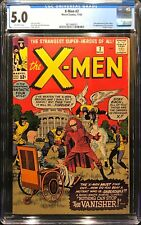 X-Men #2 (1963) CGC 5.0 2nd Appearance of the X-Men