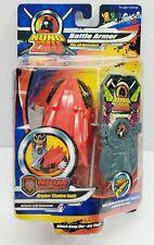 New listing Kung Zhu Drayko Shadow Jonin Toy Hamster Battle Armor Ninja Warriors