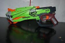 Toy Gun Zombiestrike Cross Fire Crossbow Nerf USED