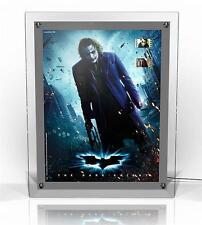 The Dark Knight Joker Heath Ledger Framed Film Cell with LED Back Light