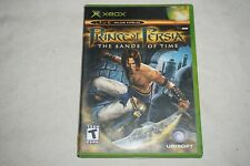 Prince Of Persia Sands Of Time ORIGINAL (Microsoft Xbox) Complete