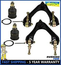 4 Pc Kit Front Upper Control Arm And Lower Ball Joint Honda Accord Odyssey Acura