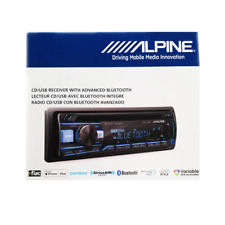 ALPINE CDE-172BT Car Stereo CD/USB Receiver w/ Advanced Bluetooth