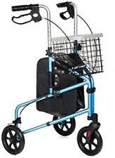 Dreirad-Rollator aus Aluminium Rollator Gehwagen 3 Rad Rollwagen Gehhilfe Billy
