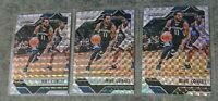 2016-17 Panini Prizm Mosaic LOT (3) Grizzlies Basketball Card #69 Mike Conley