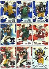 2015 Panini Certified 40 Card #'d Lot - /50 /99 /199 /499 /999 Red Blue Mirror