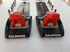 Salomon Vintage SNS Nordic Ski Bindings Cross Country
