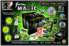 Fantasma Magic Levitrix Magic Set Over 200 Professional magic tricks with DVD