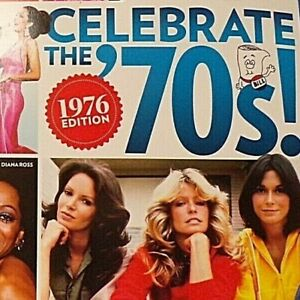 PEOPLE SPECIAL EDITION 2021 CELEBRATE THE 70'S 1976 EDITION