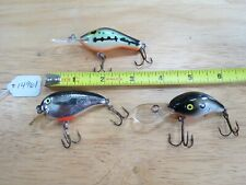 Mann's fishing lure Poes & other (lot#14961)