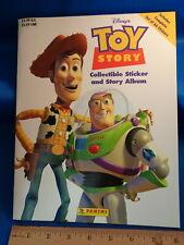 TOY STORY - PANINI STICKER BOOK w/ COMPLETE STICKER SET * FLEER/ SKYBOX *