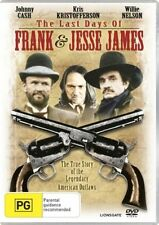The Last Days Of Frank And Jesse James (DVD, 2008) R-4, NEW, FREE POST AUS-WIDE