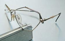 Paloma Picasso montatura per occhiali vintage frame eyeglasses 1980's NOS