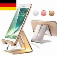 Universal Handyhalter Halterung Tischständer Für Smartphone Tablet Samsung iPad