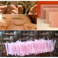 Technical Double Side Fiber Eyelid Stickers Eye Makeup Adhesive Tapes