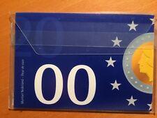 Nederland FDC set 2000  Guldenmunten