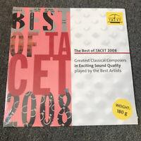 Tacet Best Of 2008 L985 Erika Haase Zitterbart Plagge Schirmer Koroliov 180 Gram