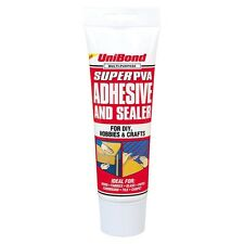 Unibond Super PVA Adhesive And Sealer Multi Purpose DIY Hobbies & Crafts