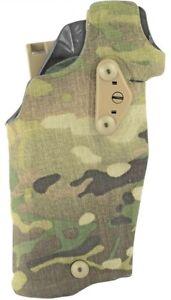 Safariland 6354DO QLS M19 Fork, Tactical Holster, Right Hand, Multicam GLK 17/22
