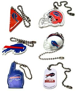 """BUFFALO BILLS NFL FOOTBALL LIGHT LAMP PULL 6"""" CHAIN EASY CONNECTOR YOU PICK"""