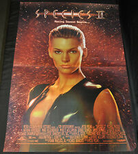 Species 2 Lenticular Video One Sheet 1 SH Movie Poster - (1998) ITB WH