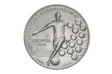 2,5 Euro Sondermünze 2018 Portugal FIFA Weltmeisterschaft Russland 2018 UNC