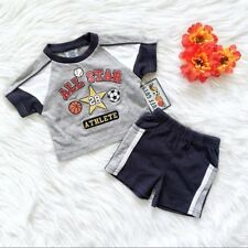 tuff guys all star athlete two 2-piece brand new with tags shorts t-shirt