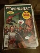 Spider-Verse 1, Campbell Variant Cover, Nm/Mt