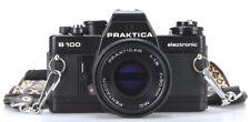 Praktica B100 Lens Pentacon MC 50 mm 1.8  (Réf#A-151)