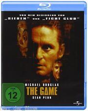 THE GAME (Michael Douglas, Sean Penn) Blu-ray Disc NEU+OVP